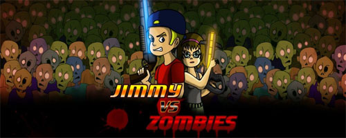 Jimmy VS Zombies